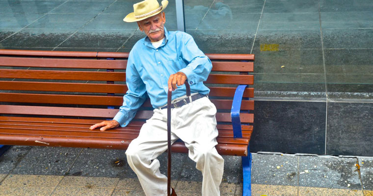 P-falls-Man-on-bench-with-cane